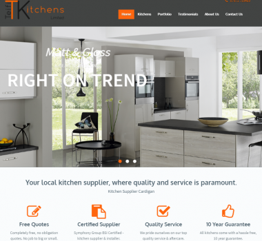 Teifi Kitchens Limited