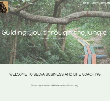Selva Coaching – Business & Life Coach